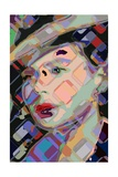 Ingrid Bergman Giclee Print by Scott J. Davis