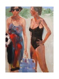 Womanbody, 2008 Giclee Print by Daniel Clarke