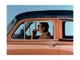 Cuban Portrait 1, 1996 Giclee Print by Marjorie Weiss
