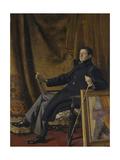 Sir William Nicholson (1872-1949) 1909 Giclee Print by Augustus Edwin John