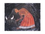 Reverencia, 2000 Giclee Print by Juan Alcazar