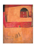 Interior Journey, 1963 Giclee Print by Albert Herbert