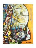 Atlas, 1998 Giclee Print by Xavier Cortada