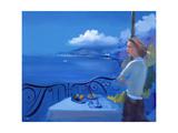 Aegean, 2005 Giclee Print by Alan Kingsbury