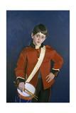 Drummer Boy, C.1985 Giclee Print by Alexander Goudie