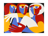 Till Light Arise, 1988 Giclee Print by Ron Waddams