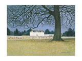 Middleton Park, Oxfordshire Giclee Print by Walter Bell-Currie