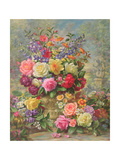 Sweet Fragrance of a Summer's Day Giclee Print by Albert Williams