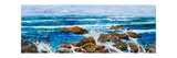 Coastal Encounter Giclee Print by Margaret Coxall