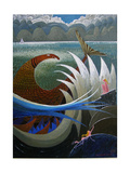 Out of the Deep, 2005 Giclee Print by Ian Bliss