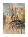 The Crown Tavern - Clerkenwell Giclee Print by Peter Miller