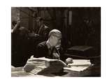 Otto Ludwig Preminger (1906-86) Photographic Print by Lotte Meitner-Graf