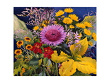 Flowers in December, 2005 Giclee Print by Christopher Ryland