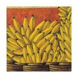 Bananas, 2000 Giclee Print by Pedro Diego Alvarado