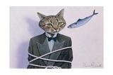 The Cat's Whiskers, 2006 Reproduction procédé giclée par Irvine Peacock
