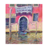 Venetian Balcony, 2000 Giclee Print by Antonia Myatt