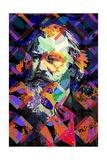 Johannes Brahms Giclee Print by Scott J. Davis