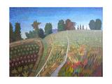 Midsummer Rapture, 2007 Giclee Print by Ian Bliss