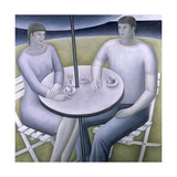 Man and Woman, 1998 Giclee Print by Ruth Addinall