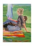 Beggar's Bush, 2008 Giclee Print by Daniel Clarke