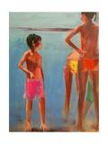 Bijou Plage, 2008 Giclee Print by Daniel Clarke