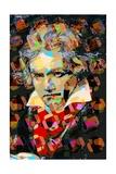 Ludwig Van Beethoven Giclee Print by Scott J. Davis