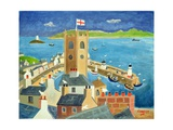 St. Ives Giclee Print by William Cooper