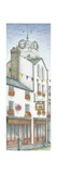 Savings Bank Clock, Ulverston, Cumbria, 2009 Giclee Print by Sandra Moore