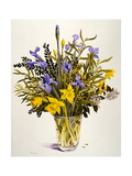 Spring Flowers Giclee Print by Christopher Ryland