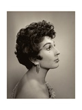 Alma Cogan (1932-66) Photographic Print by Lotte Meitner-Graf