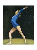 Olga, 2003 Giclee Print by Cathy Lomax