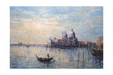 Morning Light Venice Giclee Print by John Sutton