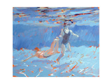Underwater Giclee Print by Sarah Butterfield