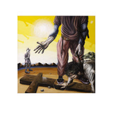 Stations of the Cross VII: Jesus Falls a Second Time, 2006 Giclee Print by Chris Gollon