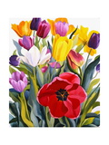 Tulips, 2007 Giclee Print by Christopher Ryland