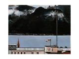 Lake Geneva, 2008 Giclee Print by Peter Wilson
