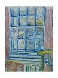 The Bedroom Window Giclee Print by Brenda Brin Booker