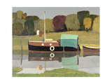 Still Water Giclee Print by Eric Hains