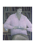 Man Reading, 1998 Giclee Print by Ruth Addinall