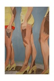 Legs, 2007 Giclee Print by Cathy Lomax