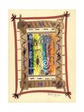 Habitation Signs, 2004 Giclee Print by Oglafa Ebitari Perrin