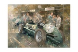 R. Parnell's Maserati Giclee Print by Peter Miller