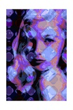 Veronica Lake Giclee Print by Scott J. Davis