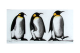 We Three Kings Giclee Print by Paul Powis