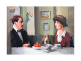 Little Chaperone, 2003-04 Giclée-Druck von Alan Kingsbury