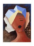 Zoe Chante I, 1993 Giclee Print by Marie Hugo