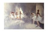 Ballet Studio Giclee Print by Peter Miller