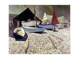 Cadgwith, the Lizard Giclee Print by Eric Hains