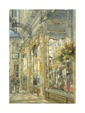 The Savoy Taylors Guild - the Strand Giclee Print by Peter Miller