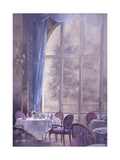 Corner of the Ritz Giclee Print by Peter Miller